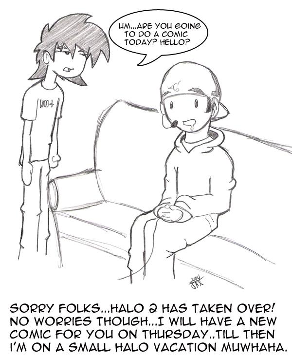 Halo 2 Filler